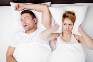 Your dentist in Fort Worth discusses the dangers of sleep apnea.
